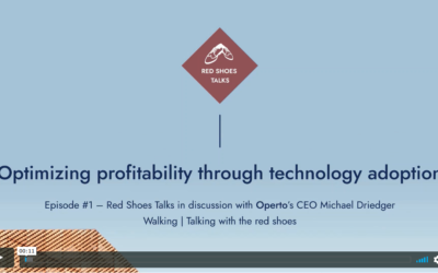 Red Shoes Talks #1: Operto's Michael Driedger about increasing vacation rental profitability with the right tech