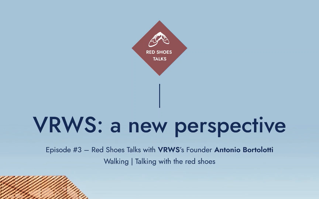 Red Shoes Talk #3: VRWS' Antonio Bortolotti on the state of vacation rental & doing VRWS 2020 virtually