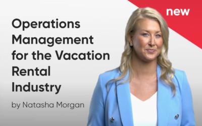 Natasha Morgan's short term rental course