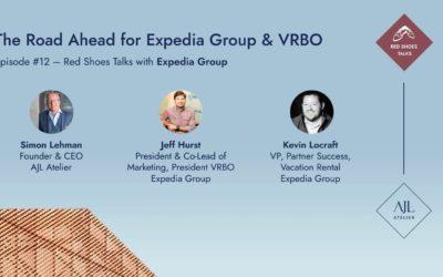 Red Shoes Talks #12: The Road Ahead for Expedia Group & VRBO