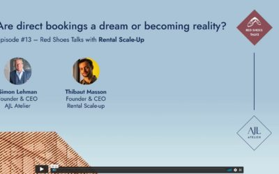 Red Shoes Talks #13: Direct bookings in short-term rentals – a dream or becoming a reality?
